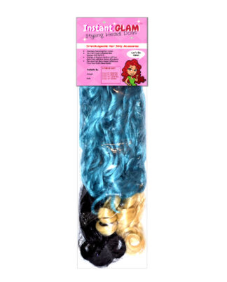 Ice Blue Combo Pack w/Black, Blonde